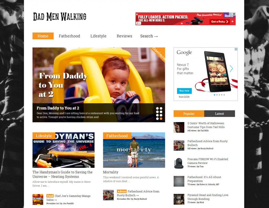 dmw-home-page
